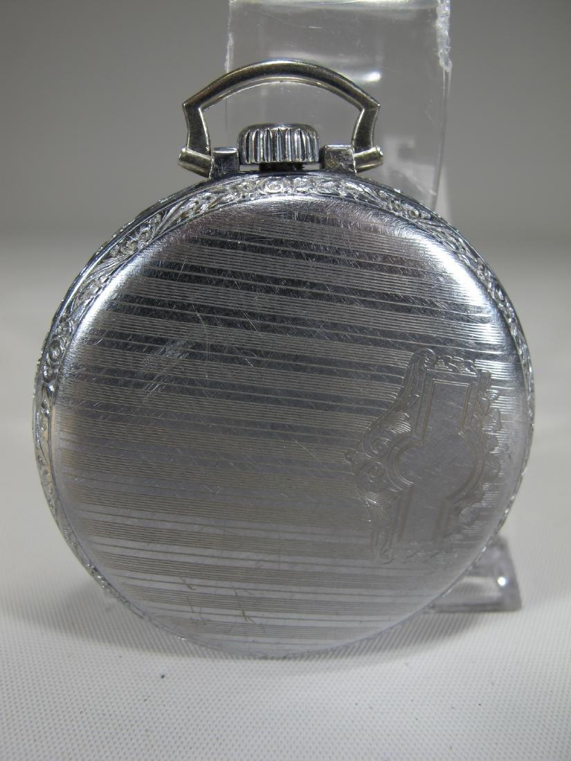 Elgin Natl. Watch Co. U.S.A. Masonic pocket watch - 2