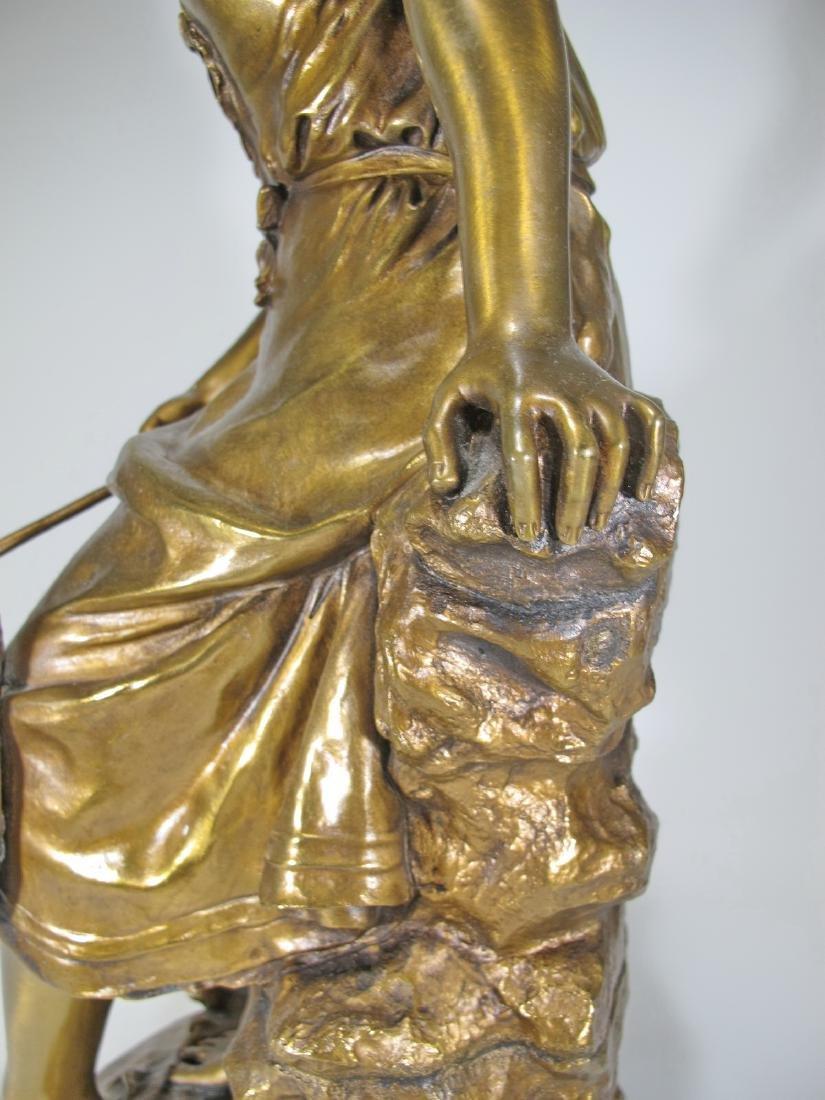 Auguste MOREAU (1834-1917) bronze sculpture - 10