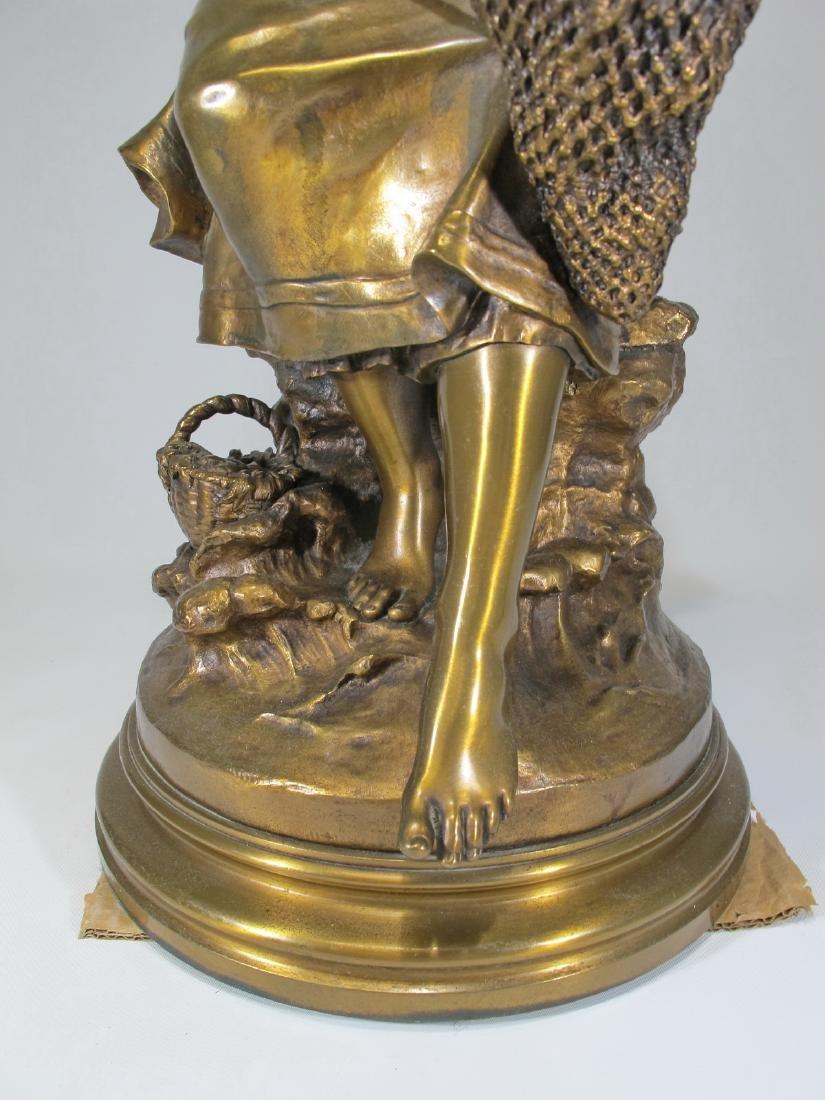 Auguste MOREAU (1834-1917) bronze sculpture - 4