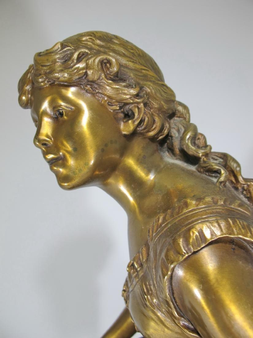 Auguste MOREAU (1834-1917) bronze sculpture - 8
