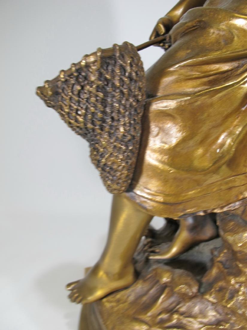 Auguste MOREAU (1834-1917) bronze sculpture - 9
