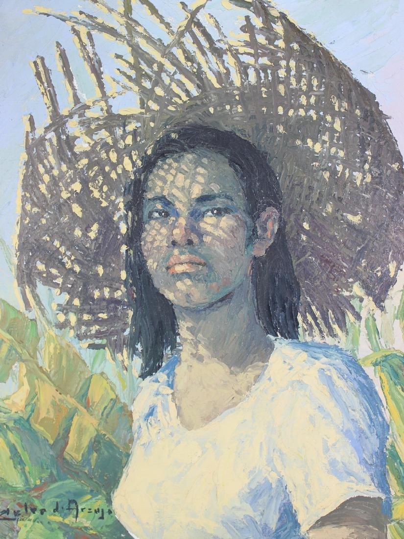 Cesar Calvo DE ARAUJO (1910-1970) Peruvian artist - 2