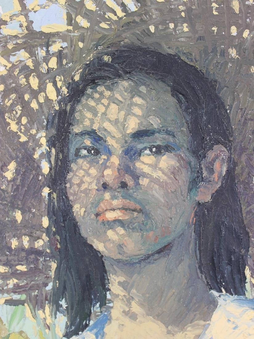 Cesar Calvo DE ARAUJO (1910-1970) Peruvian artist - 3