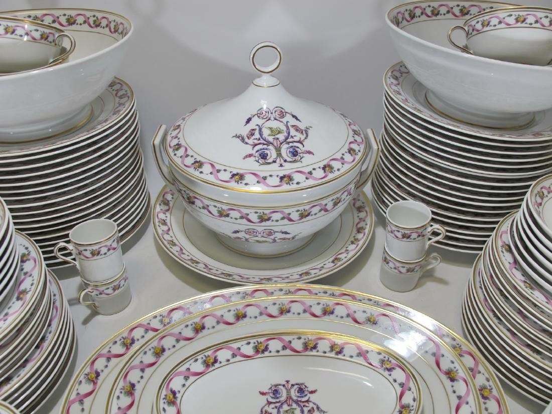 Richard GINORI dinning set of 152 porcelain pcs - 3
