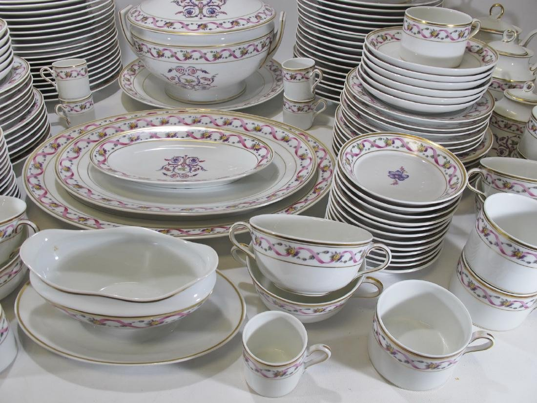 Richard GINORI dinning set of 152 porcelain pcs - 6