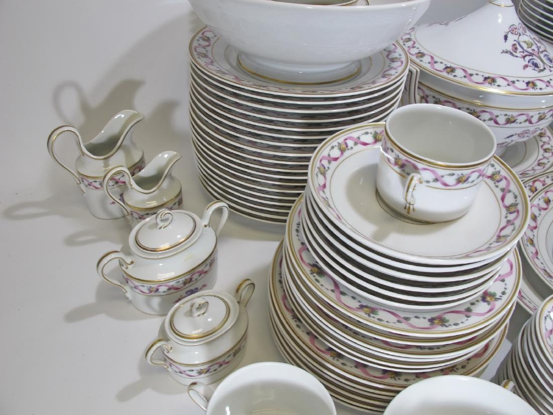 Richard GINORI dinning set of 152 porcelain pcs - 8