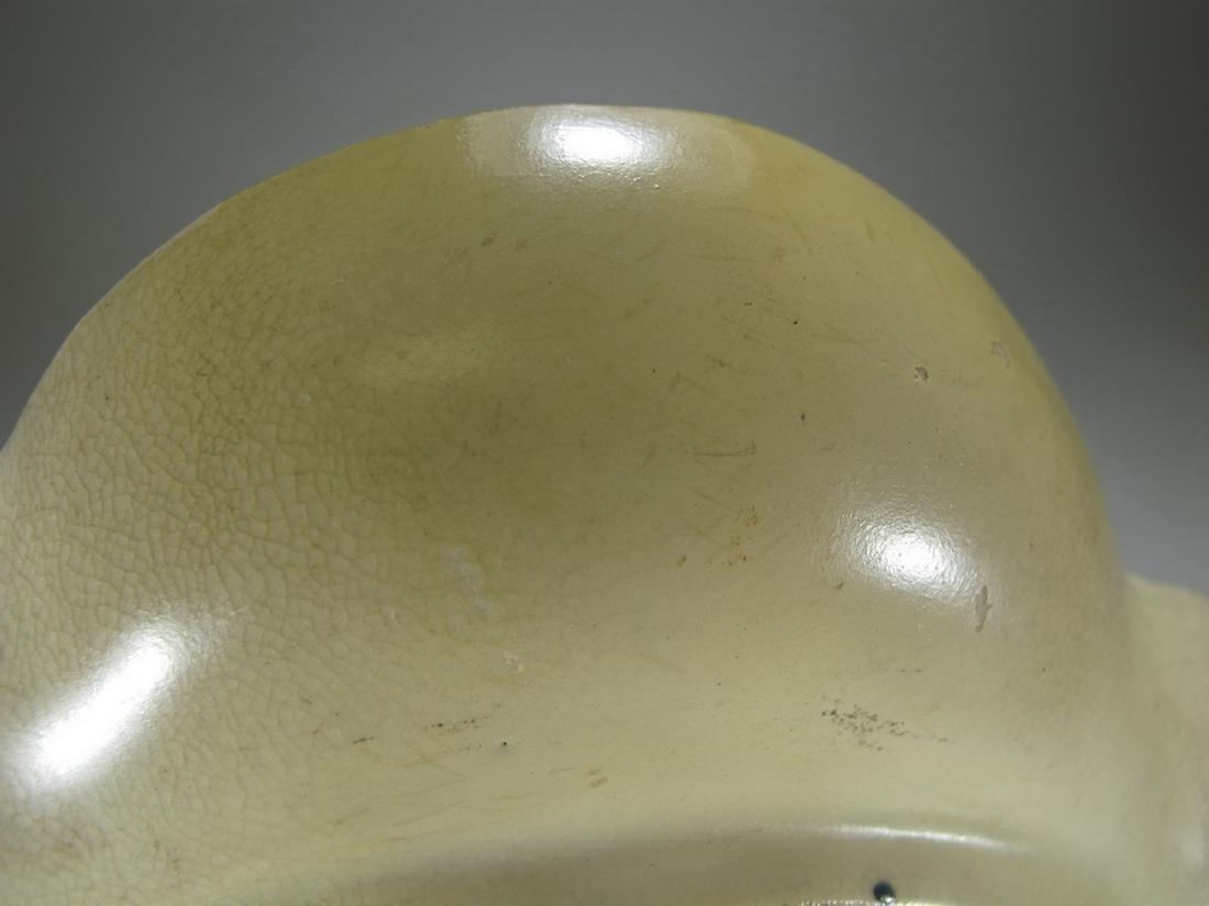 Rare antique Satsuma porcelain tray - 10