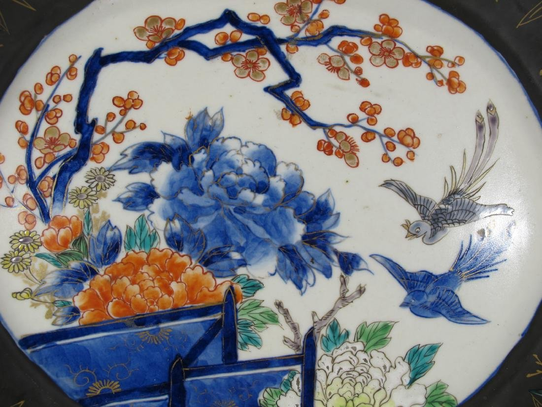 Rare Antique Chinese porcelain tray - 2