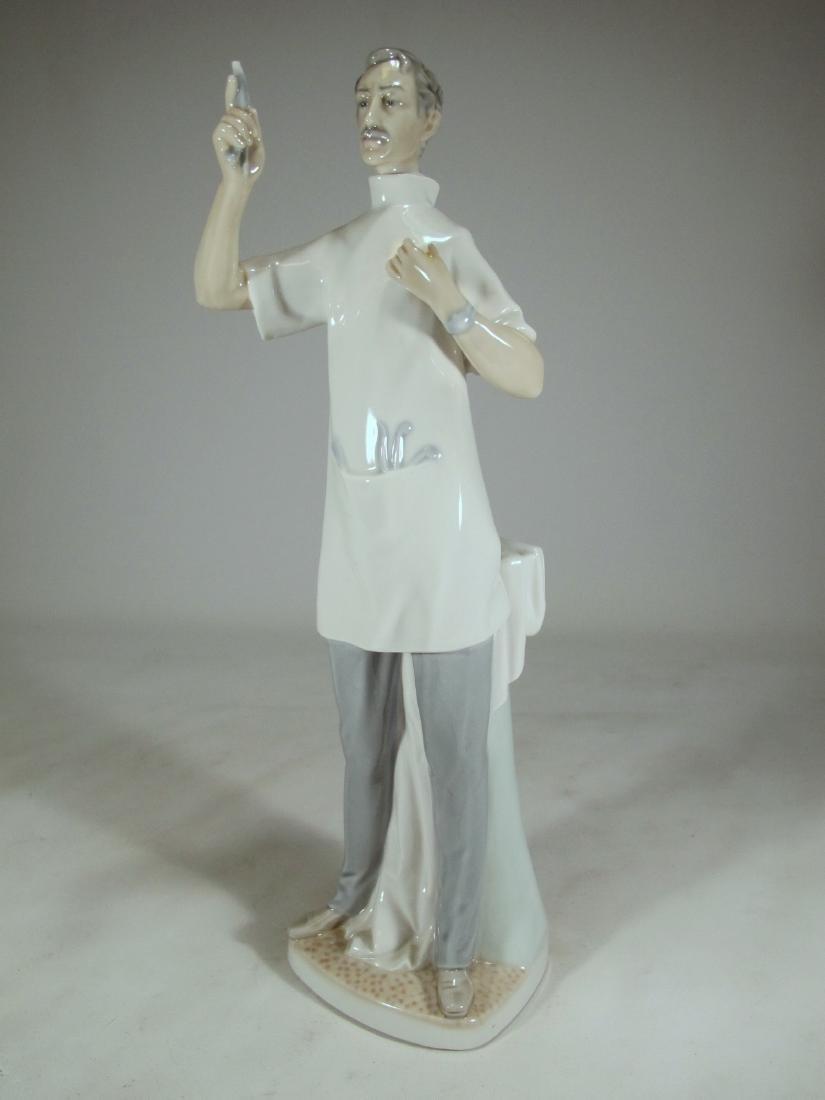 Lladro Doctor porcelain figurine