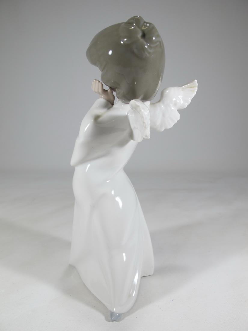 Lladro Mime Angel figurine - 4
