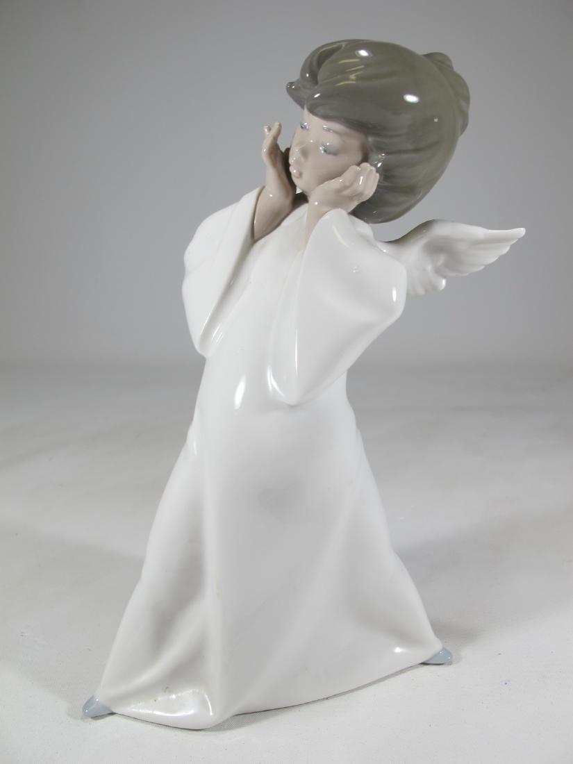 Lladro Mime Angel figurine - 5