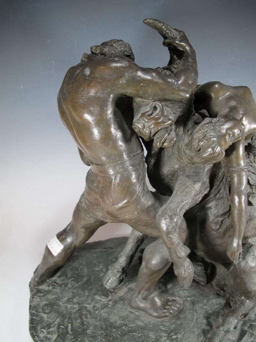 Enrico TADOLINI (1884-1967) Italian bronze statue - 3