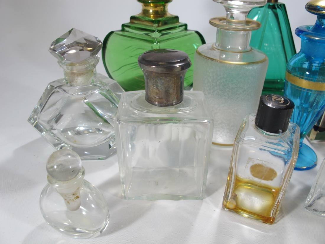 Chanel, Oscar de la Renta & others perfurm bottles - 4