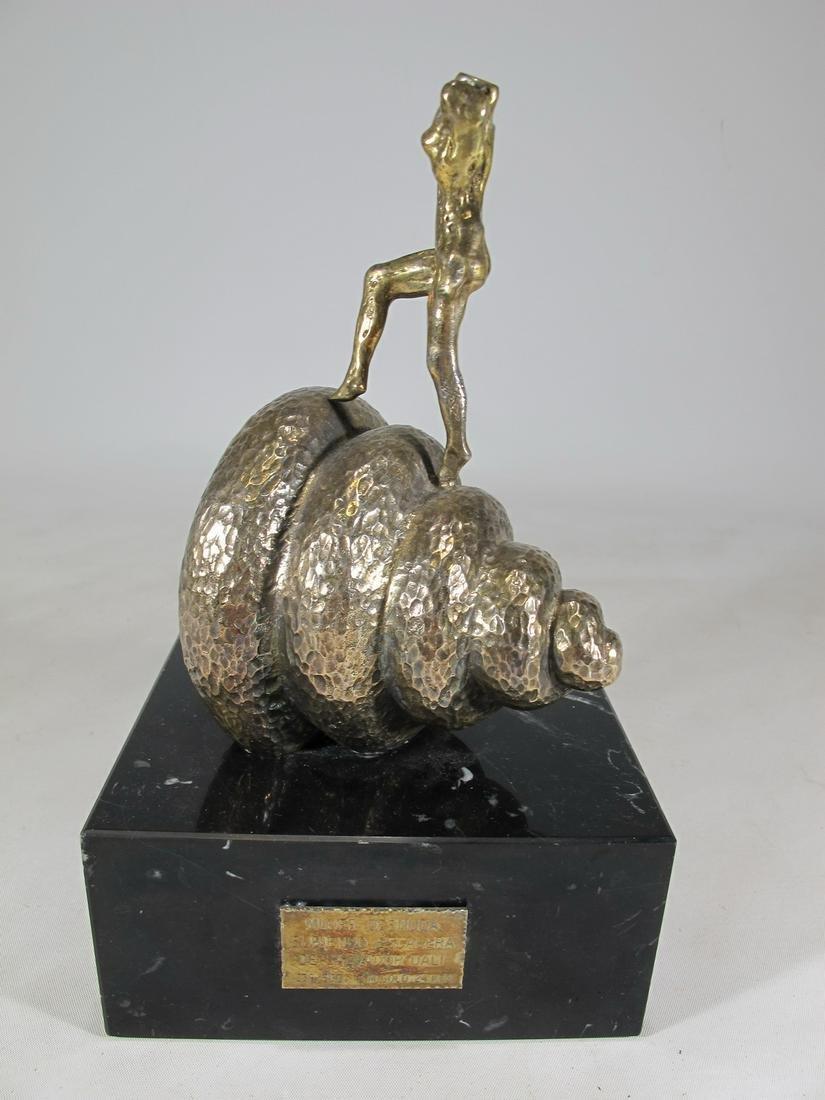 Salvador DALI (1904-1989) bronze sculpture