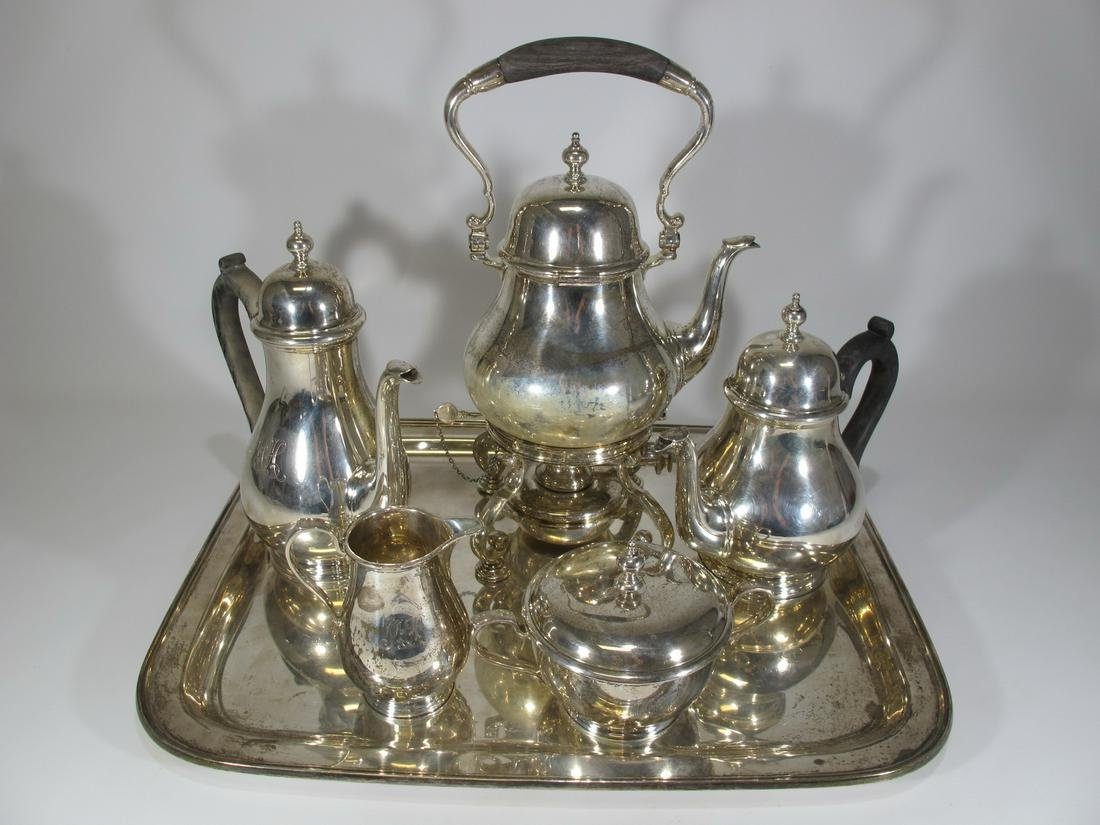 Tiffany & Co sterling silver set