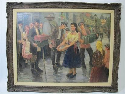 Vladimir LAZAREV 1904 Russian artist painting