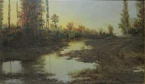 Probably Auguste BOUCHET (1831-1889) oil on canvas