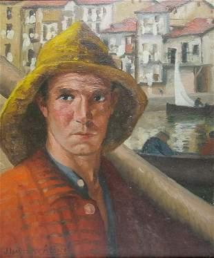 Julian IBANEZ DE ALDECOA (1866-1952) Spanish artist