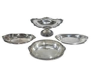 International Silver & Sheridan silverplate set