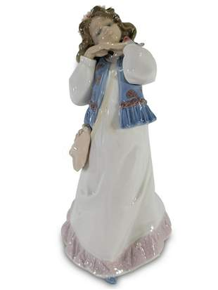 Lladro 6401 Dreams of Summer Past by Jose Puche