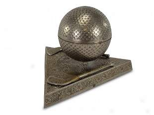 Fred Zimbalist (1909 - 2003) golf music box