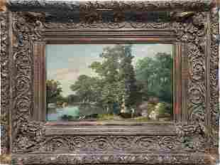 Ramon ROMEA y EZQUERRA(1830-1907) oil on canvas