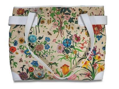 Gucci Flora collection bag