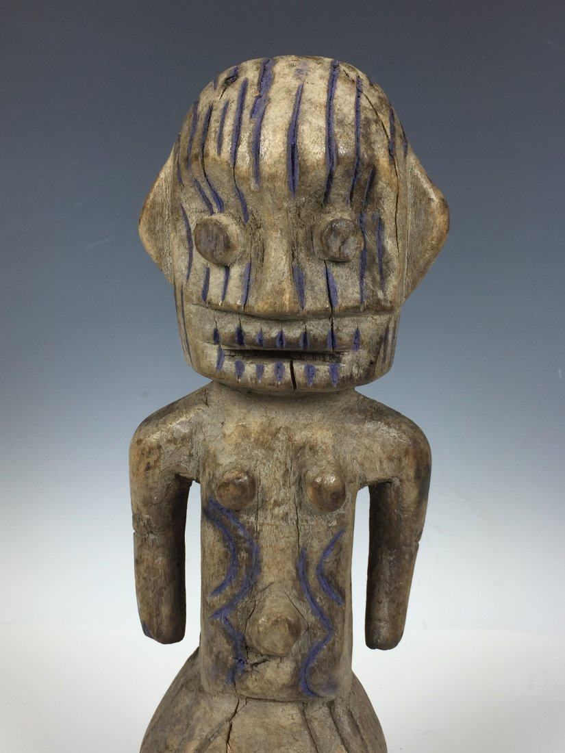 Bembe Statue - 2