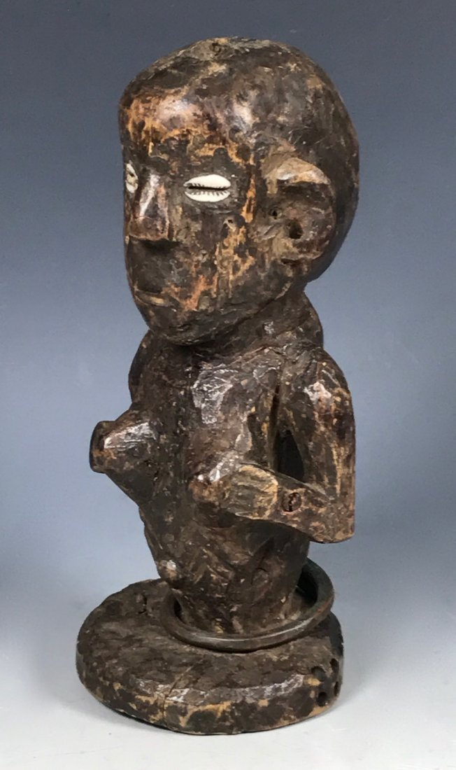Bacongo Statue - 4