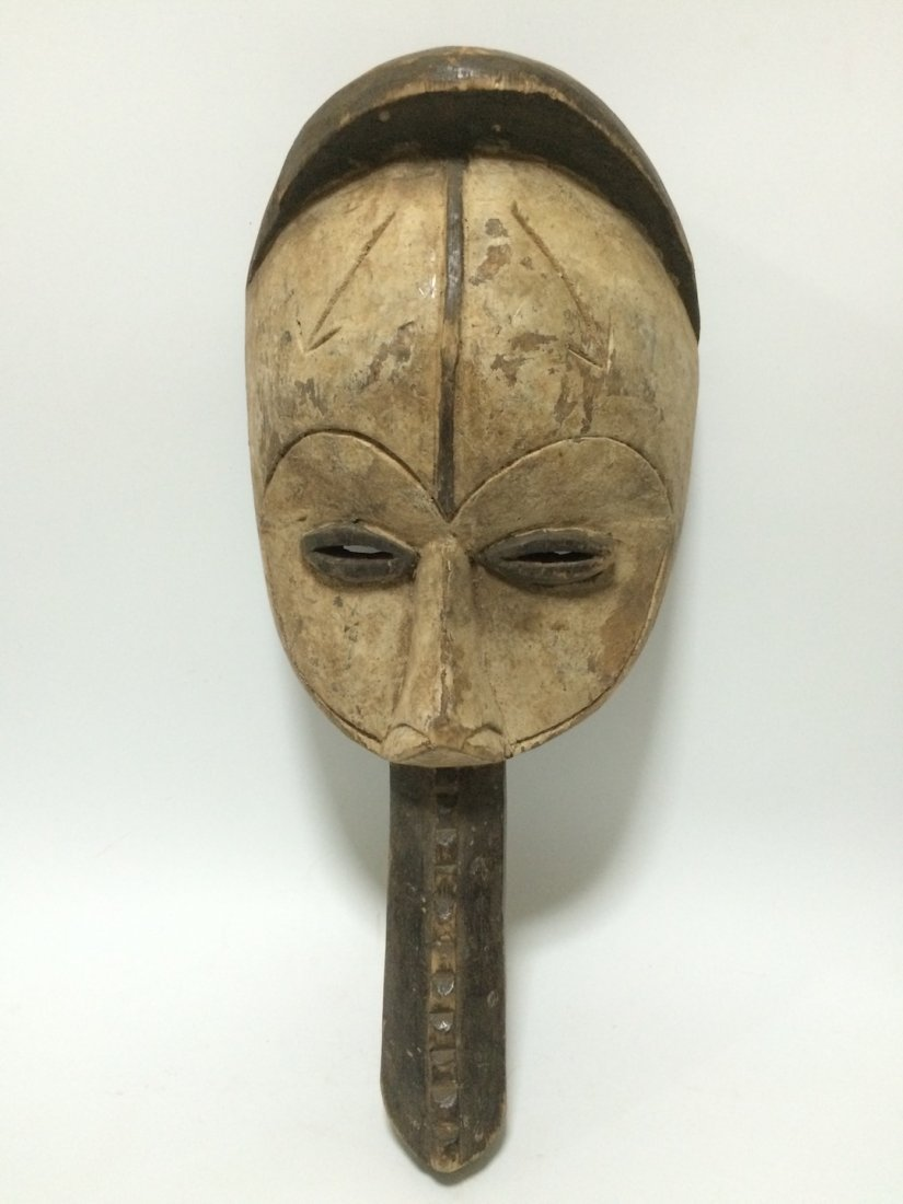 Kwele Mask