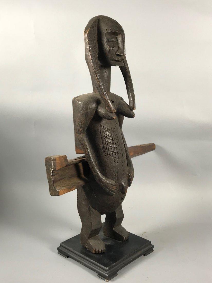 Bamana Door Lock Statue - 4
