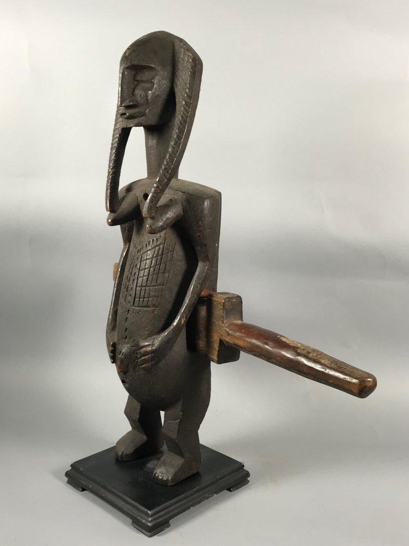 Bamana Door Lock Statue - 5
