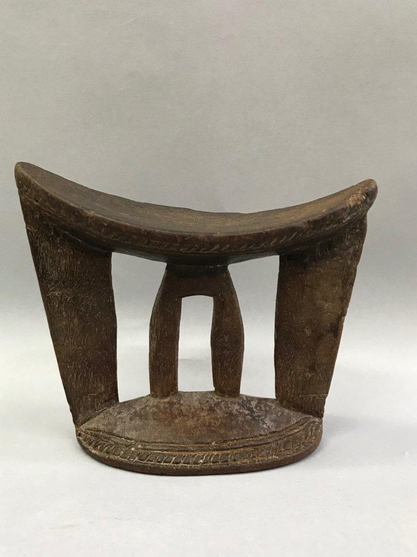 Ethiopian Headrest