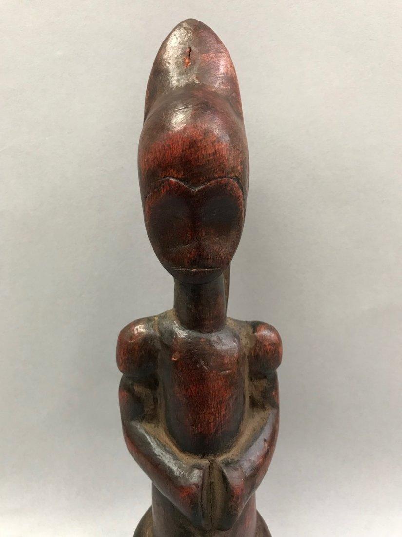 Fang Statue - 2