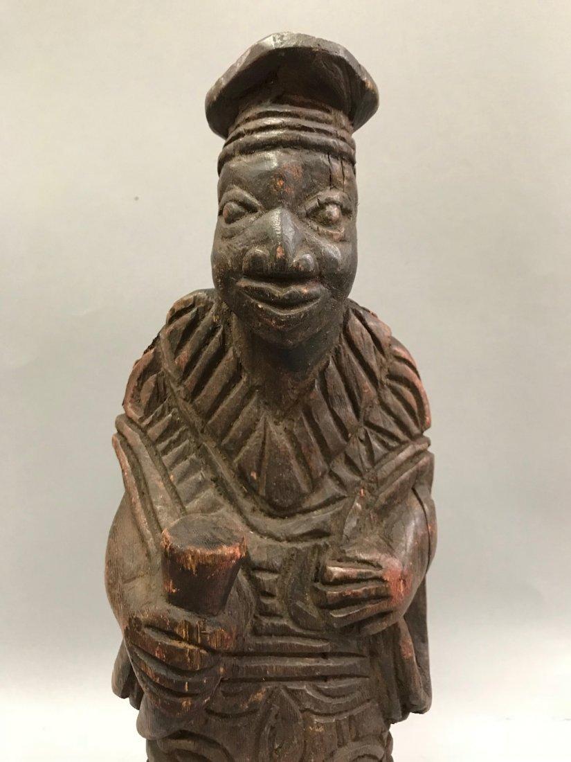 Bamun Statue - 2