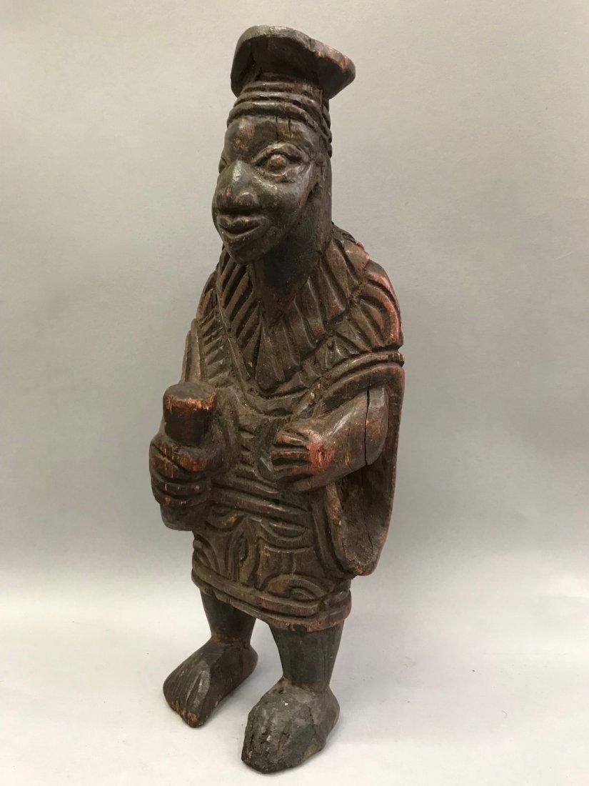 Bamun Statue - 4