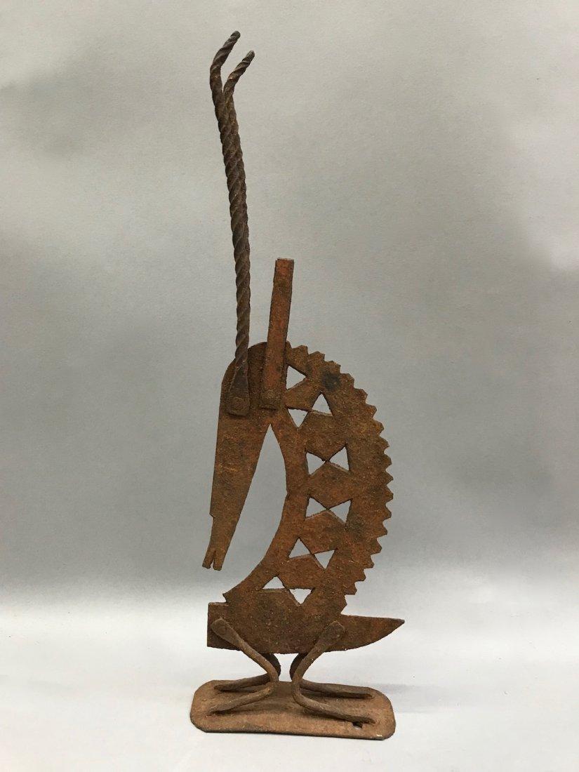 Chiawara Iron Mask - 4