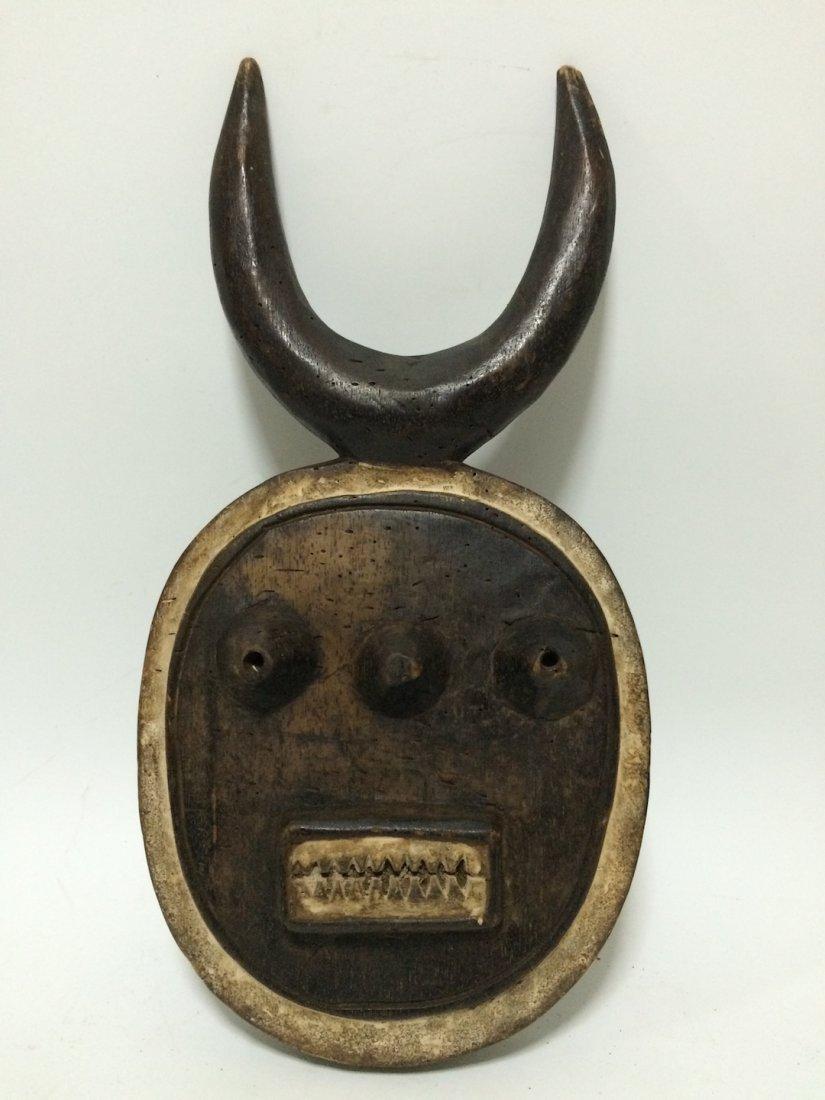 Baule Goli Mask