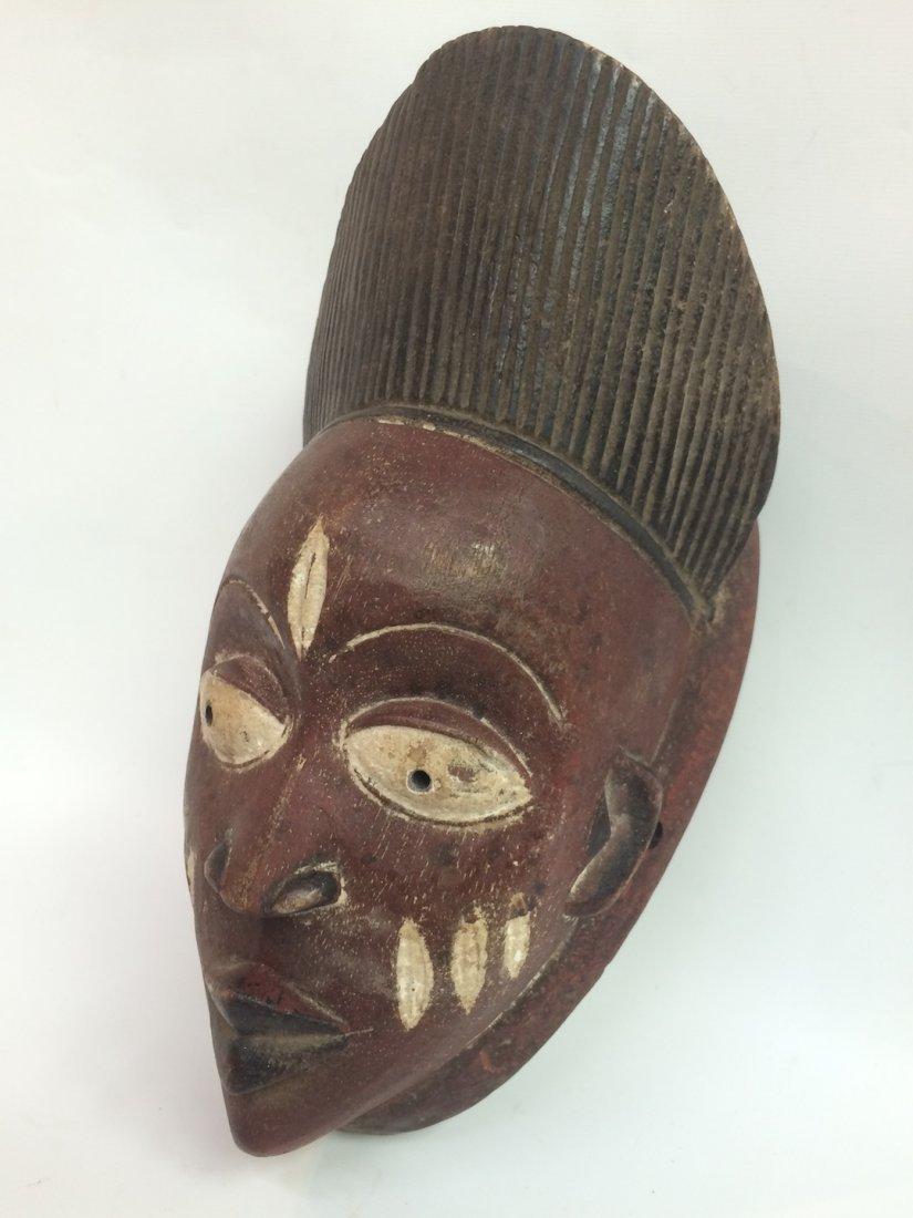 Yoruba Mask - 3