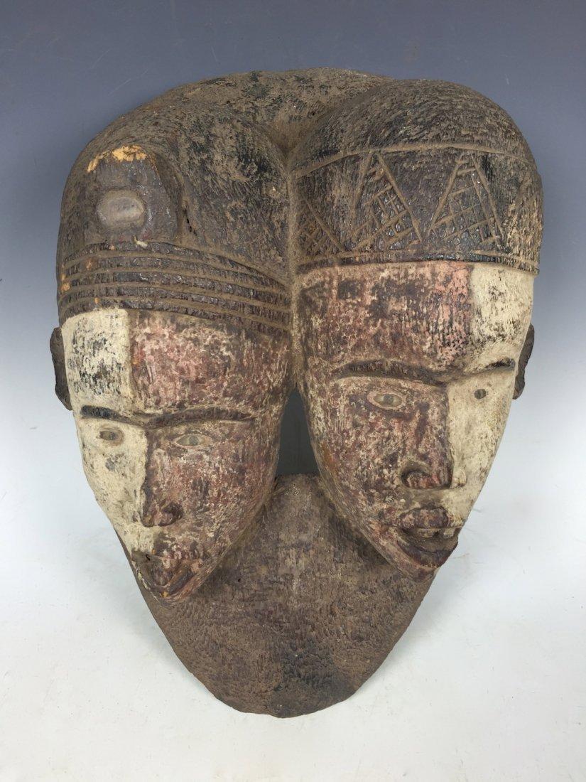 Twin Bacongo Mask
