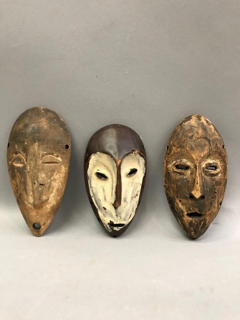 Set of Three Passport Lega Mask