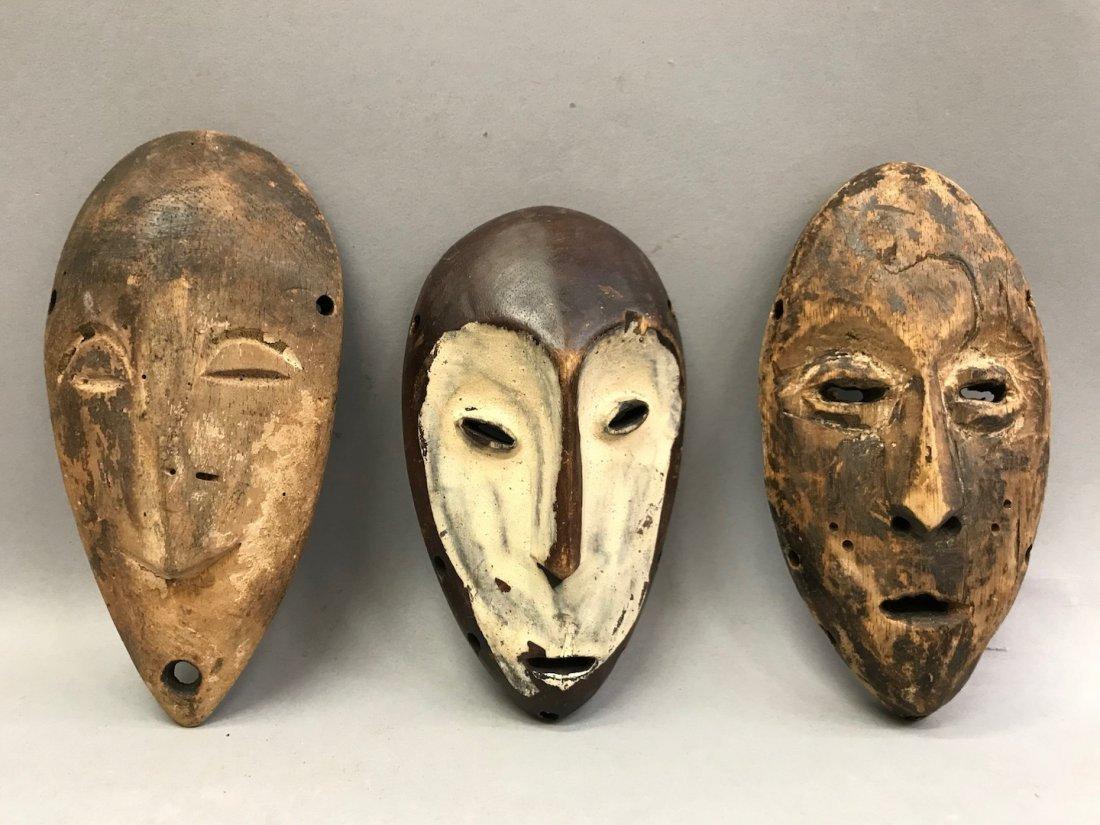 Set of Three Passport Lega Mask - 2