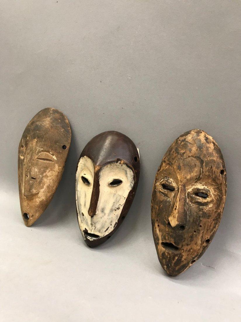 Set of Three Passport Lega Mask - 3