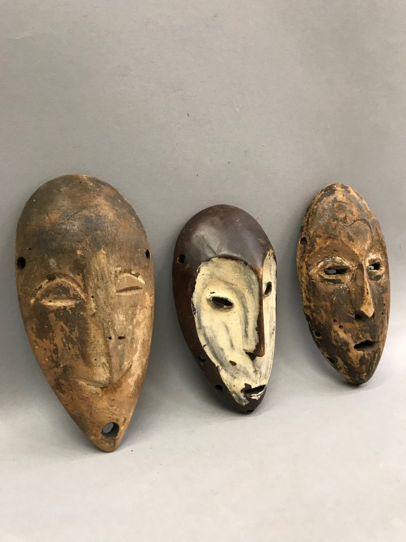 Set of Three Passport Lega Mask - 4