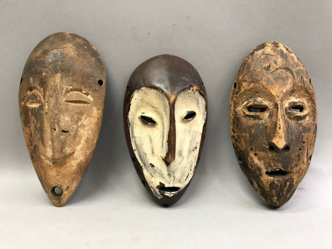 Set of Three Passport Lega Mask - 5