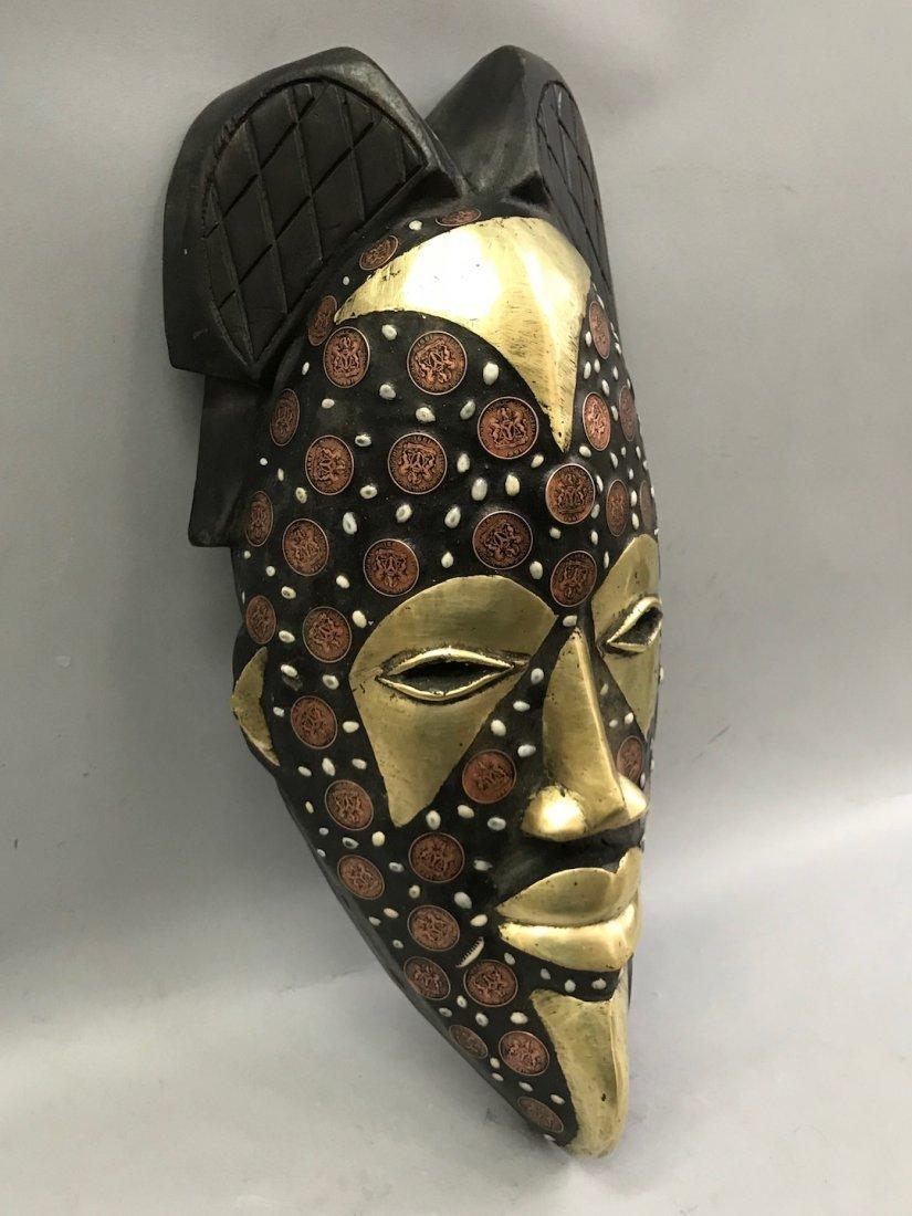 Tikar Mask - 3