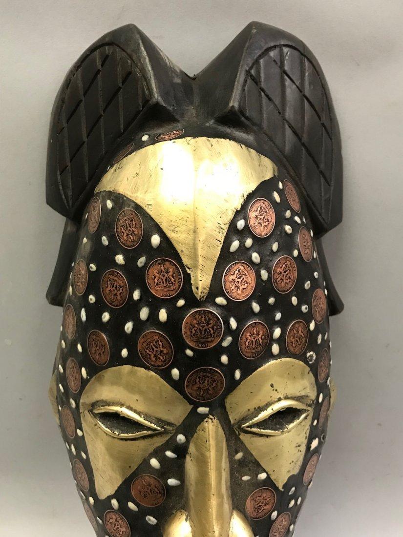 Tikar Mask - 4