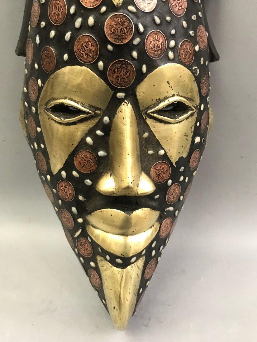 Tikar Mask - 5