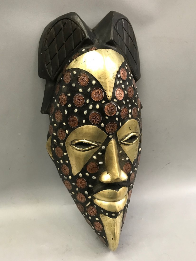 Tikar Mask - 6