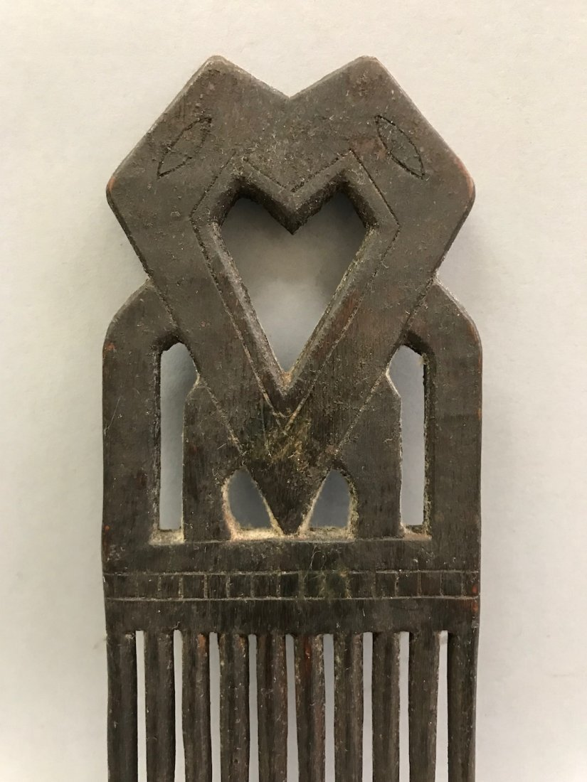 African Comb - 2